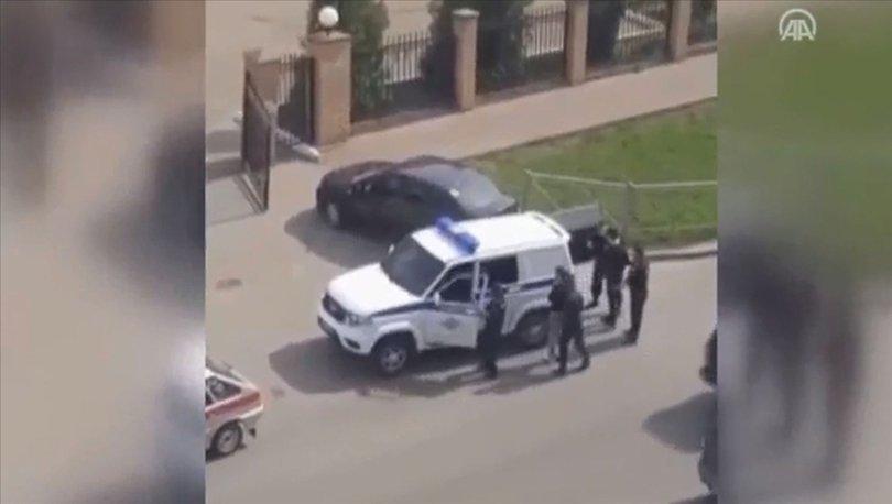 SON DAKİKA: Rusya'ya bağlı Tataristan'da bir okula silahlı saldırı: Ölü ve yaralılar var!