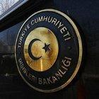 DIŞİŞLERİ'NDEN İSRAİL'İN SALDIRILARINA İLİŞKİN AÇIKLAMA!