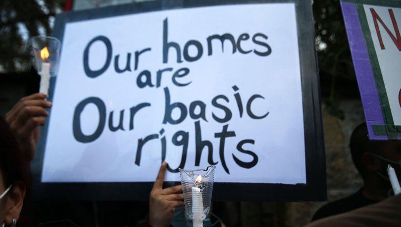 Doğu Kudüs'teki Şeyh Cerrah Mahallesi Filistin mücadelesinin simgesi oldu