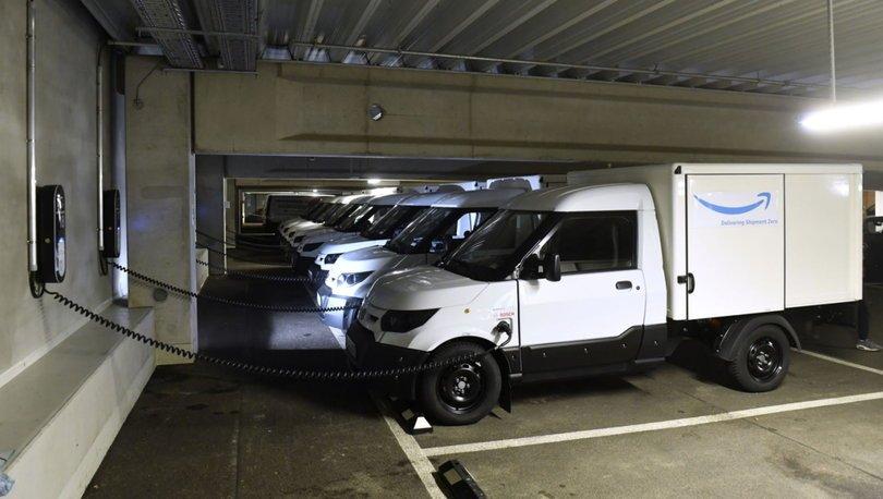 Elektrikli taşıtlar taşımacılıkta kullanılabilecek