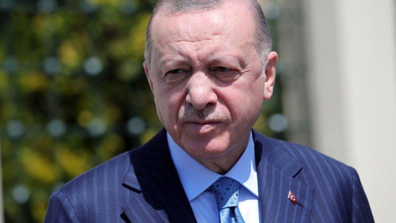 Son dakika: Cumhurbaşkanı Erdoğan Malezya Kralı'yla görüştü