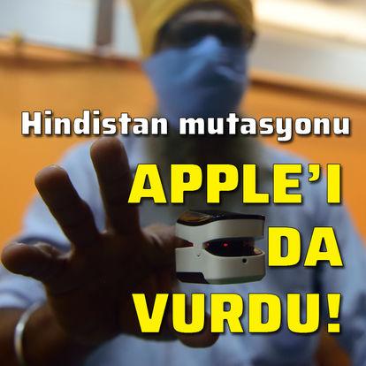 Hint mutasyonu Apple'ı da vurdu!