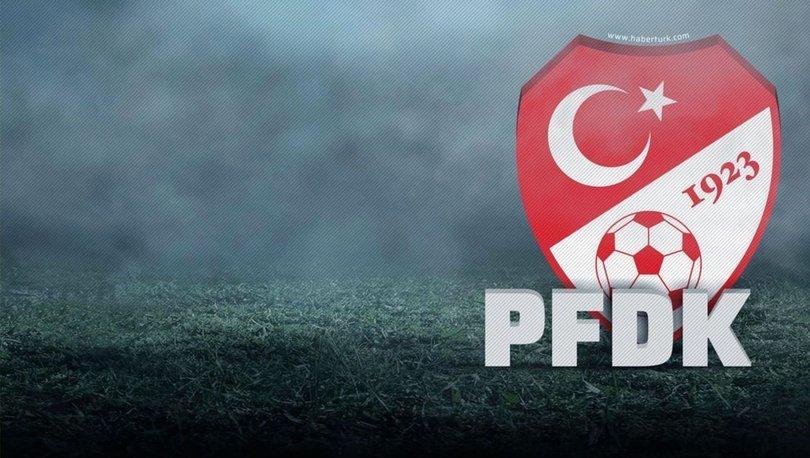 PFDK, Fenerbahçe Kulübü ve yöneticilerine para cezası verdi