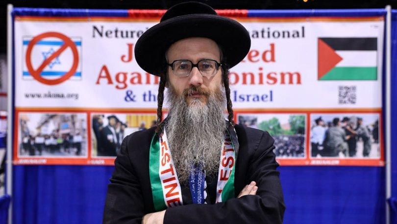 İSRAİL KATLİAMI! Son dakika: Siyonizm Karşıtı Yahudiler Hahamı Dovid Feldman: