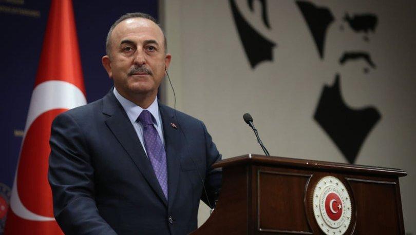 İLK TEMAS FİLİSTİN! Son dakika: Dışişleri Bakanı Çavuşoğlu, Mısır Dışişleri Bakanı Şukri ile telefonda görüştü