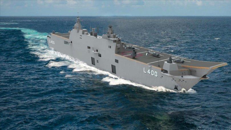 Türk Donanmasına yeni gemi! SON DAKİKA: Forbes Dergisi Türk donanmasının drone uçak gemisini yazdı- Haberler