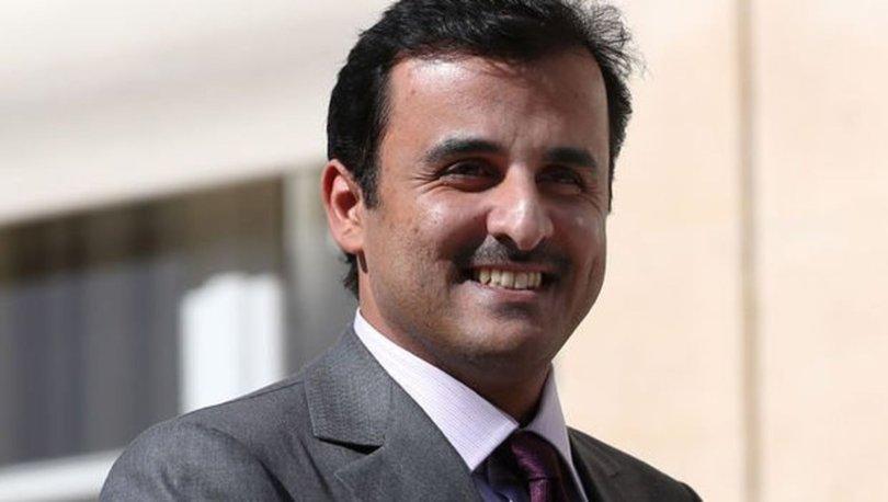Katar Emiri'nden İsrail'i durdurmak için uluslararası çaba vurgusu