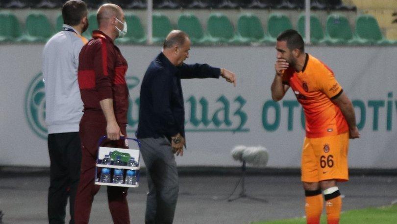 Galatasaray'da Fatih Terim ve Arda Turan'dan şampiyonluk sözleri...