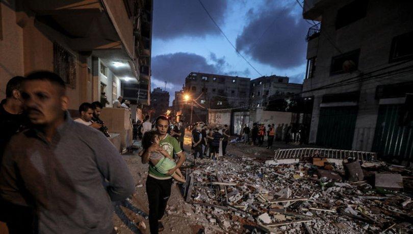 BARBARLIK! Son dakika: İsrail Mescid-i Aksa'ya saldırdı! Ölü ve yaralılar var