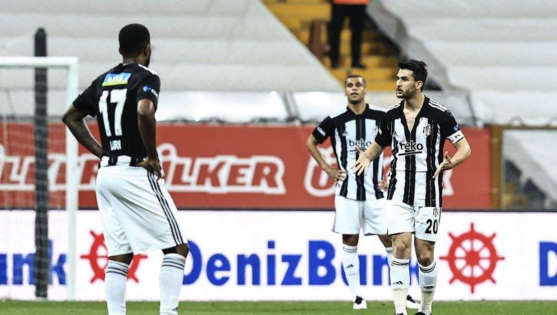 Beşiktaş Fatih Karagümrük maç sonucu! Beşiktaş Fatih Karagümrük maç özeti