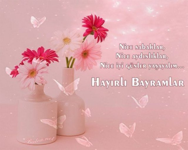 En güzel Ramazan Bayramı mesajları 2021... Resimli, dualı, hadisli, ayetli Ramazan Bayramı mesajları ve sözleri