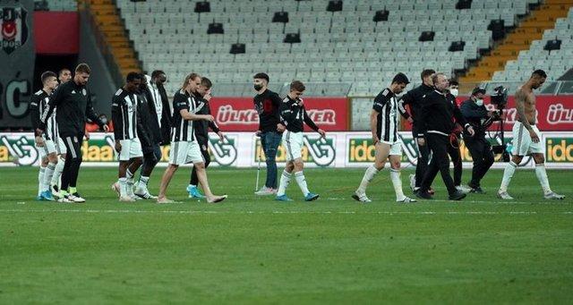 Beşiktaş alkış beklerken strese girdi - BJK haberleri