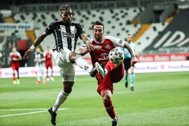 Beşiktaş - Karagümrük maçı yazar yorumları