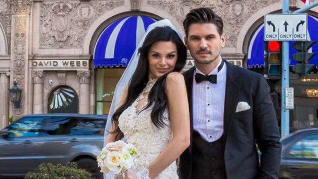 PAYLAŞTI! İşte Onur Saylak ve Gözde Yılmaz'ın nikahından ilk fotoğraf - Son dakika Magazin haberleri