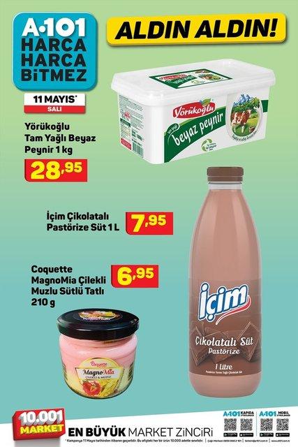 A101 BİM aktüel ürünler kataloğu! A101 BİM 11-17 Mayıs aktüel ürünleri! Tüm liste burada