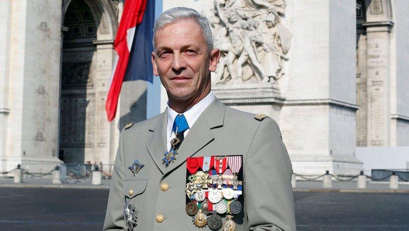 Fransa Genelkurmay Başkanı Lecointre, muhtıracı askerleri ordudan istifaya çağırdı