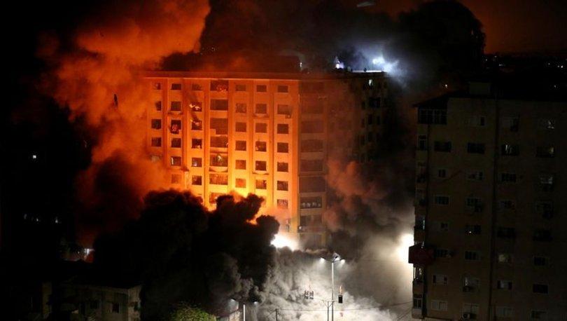 Küba, İsrail'in Gazze'ye yönelik hava saldırılarını şiddetle kınadı