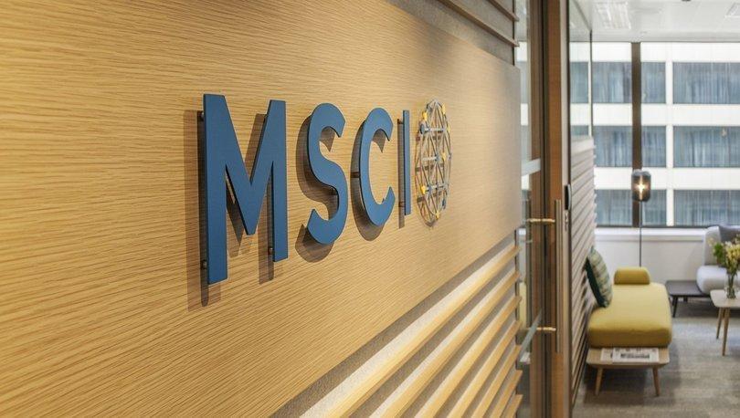 3 şirket MSCI Türkiye Endeksi'nden çıkarıldı