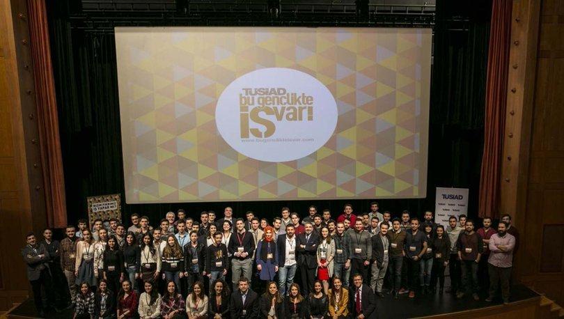 TÜSİAD 2021 girişimcilerini belirledi