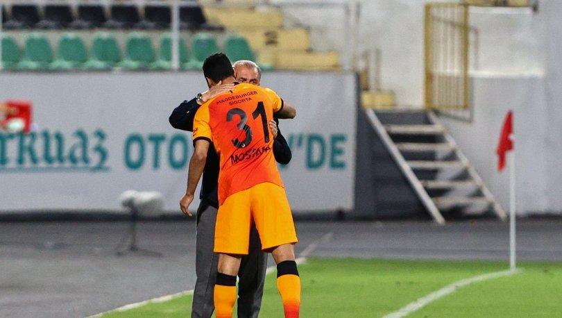 Mostafa Mohamed, Galatasaray'ın kurtarıcısı oldu!
