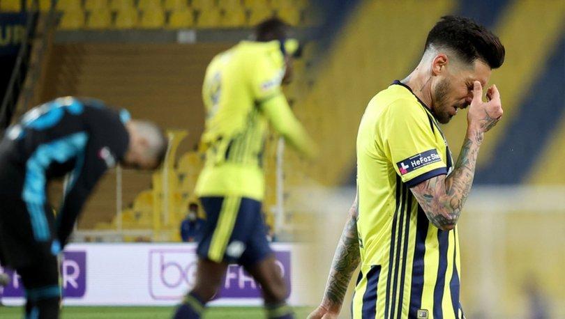 Fenerbahçe, fırsatı değerlendiremedi