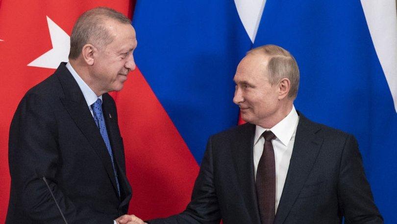 FLAŞ GÖRÜŞME! Son dakika: Cumhurbaşkanı Erdoğan Putin ile görüştü