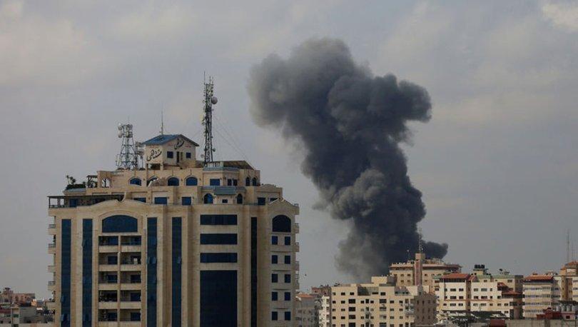 SON DAKİKA: Gazze'de 2 çocuk, İsrail füzelerinden kıl payı kurtuldu! - Haberler