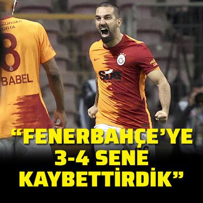 """""""Fenerbahçe'ye 3-4 sene kaybettirdik"""""""