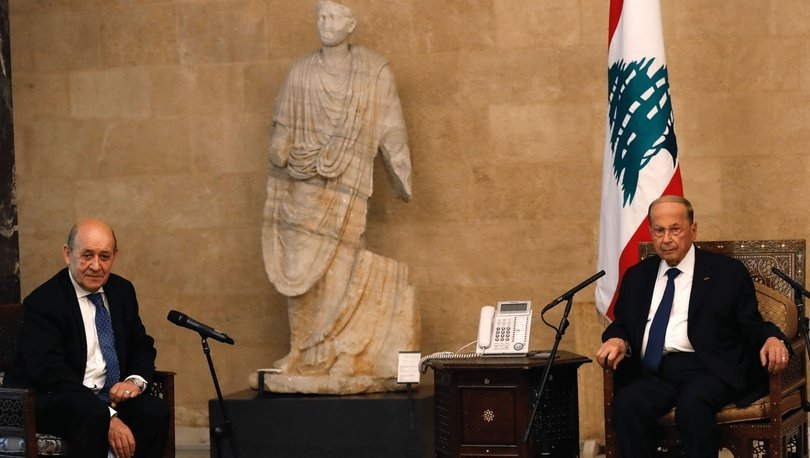 Dosttan düşmana, AB Lübnan'a yaptırım hazırlığında