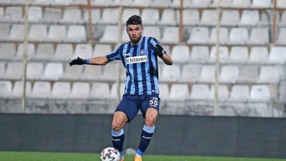 Hasan Kılıç, Adana Demirspor'a veda etti
