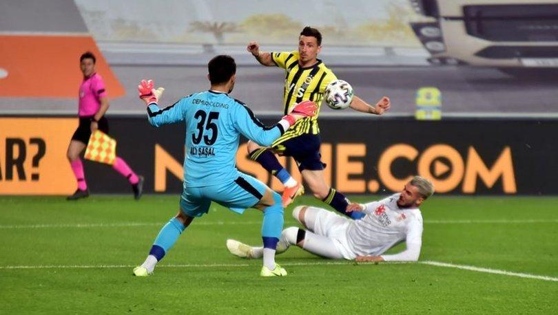 Ali Şaşal, en fazla kurtarış yaptığı Süper Lig maçını oynadı