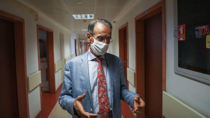 Prof. Dr. Ceyhan'dan Favipiravir açıklaması - Haberler