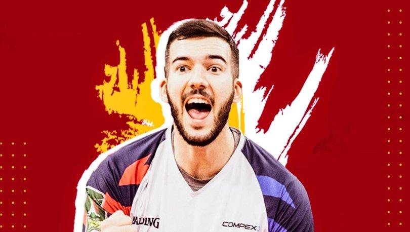 Galatasaray HDI Sigorta Erkek Voleybol Takımı, Hırvat Marko Sedlacek'i transfer etti