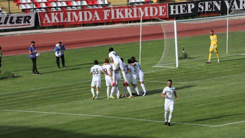 2. Lig'de çeyrek finaller başladı