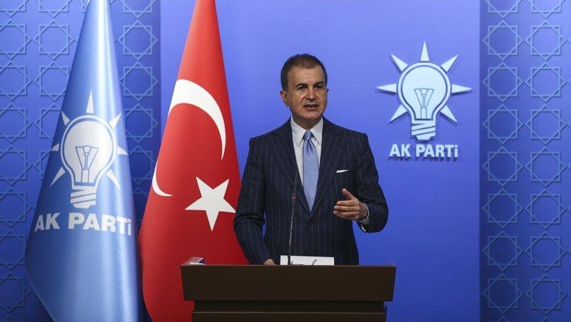 SON DAKİKA! AK Parti Sözcüsü Ömer Çelik paylaştı! Irkçılık ve işgal...