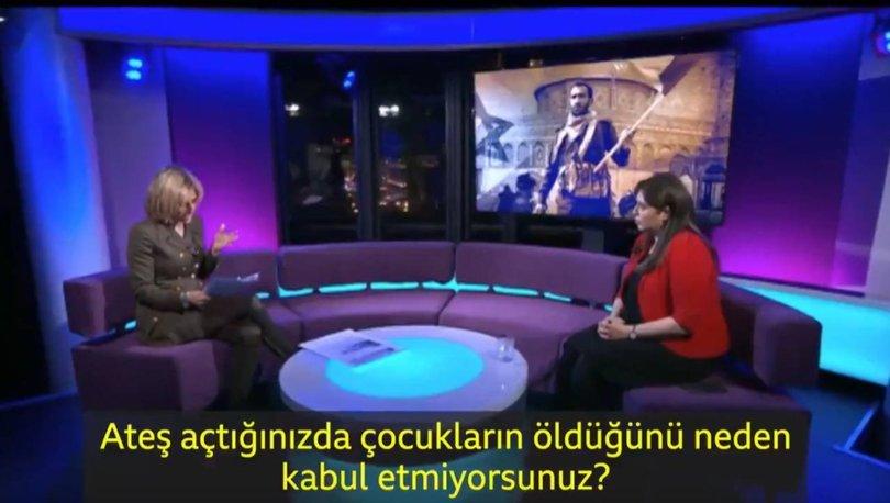 SON DAKİKA HABERLERİ! İsrailli Büyükelçi'den BBC sunucusuna pişkin cevap!