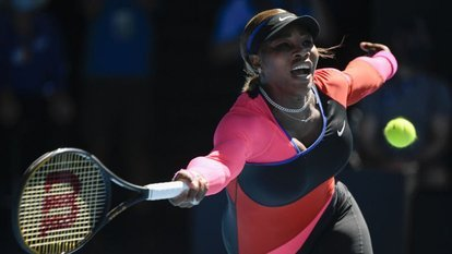 Serena , İtalya Açık'a erken veda etti