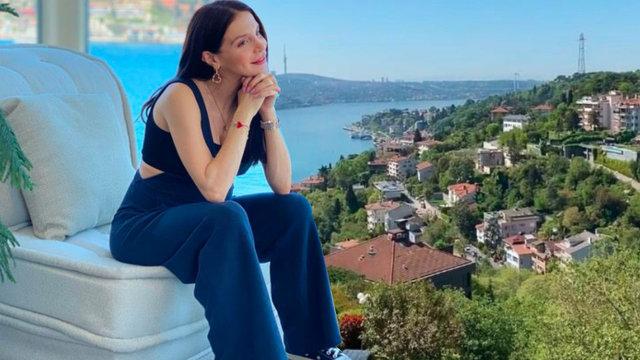 Cemre Kemer'in yeni manzarası - Magazin haberleri