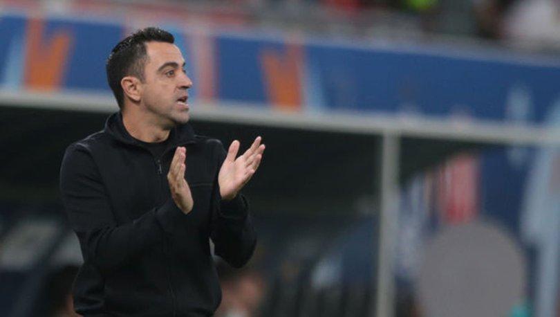 El Sadd, teknik direktör Xavi'nin sözleşmesini uzattı