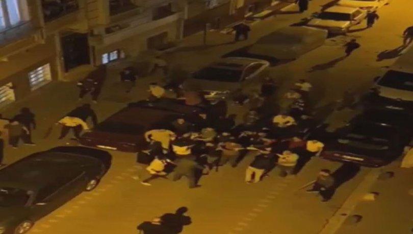 Çocukların 'laf atma' kavgasında mahalle karıştı