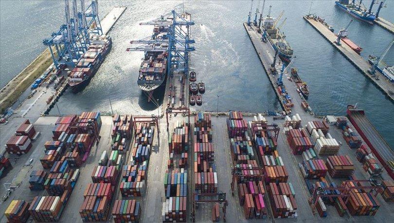 Başkentten ihracat 4 ayda yüzde 21.8 artarak