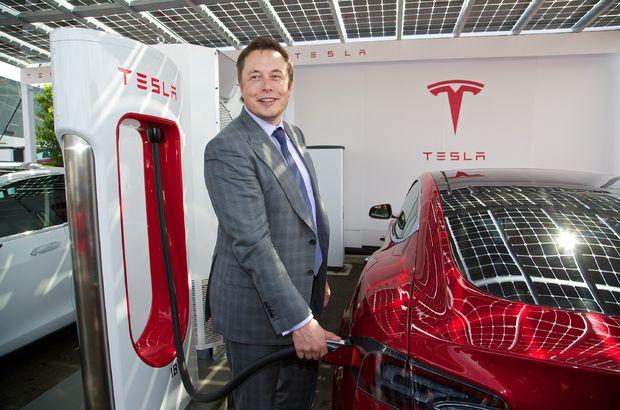 Tesla'nın hedefi yeşil kredi