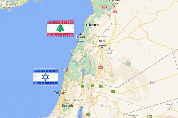 Lübnan nerede?