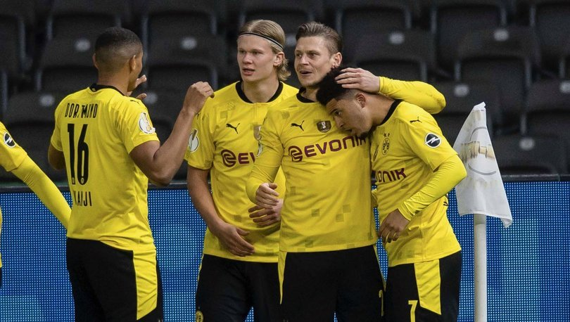 Leipzig - Borussia Dortmund: 1 - 4 MAÇ SONUCU