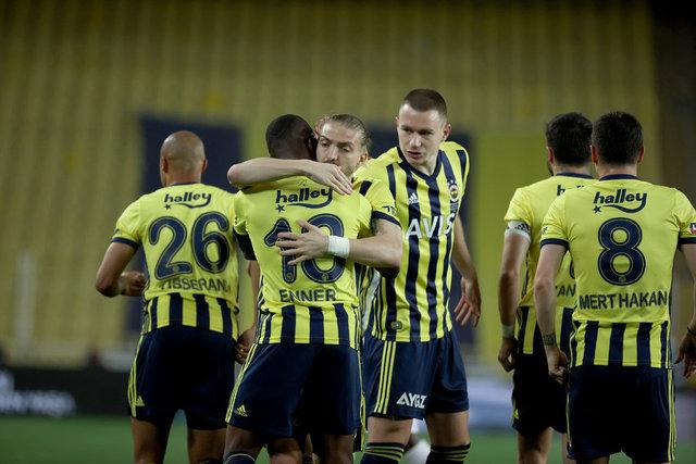 MUCİZE PEŞİNDE! Fenerbahçe'nin Kayserispor maçı muhtemel 11'i