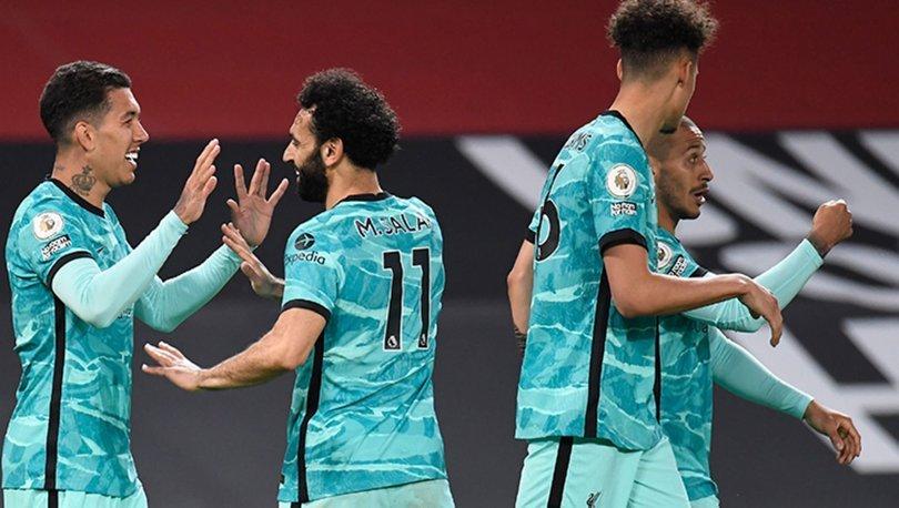 Manchester United: 2 - Liverpool: 4 | MAÇ SONUCU