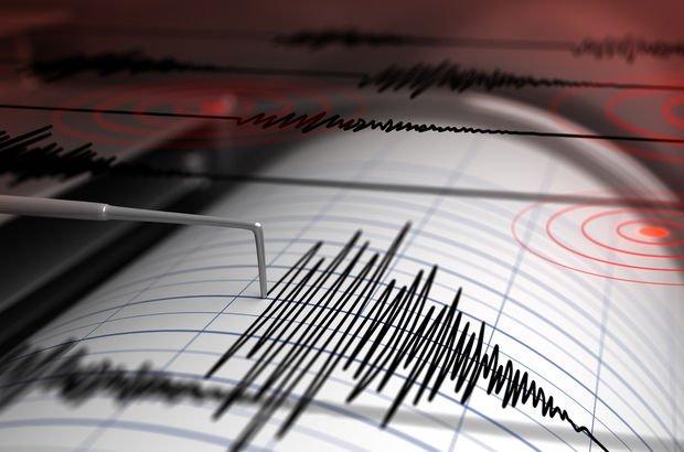 Fukuşima açıklarında 6 büyüklüğünde deprem