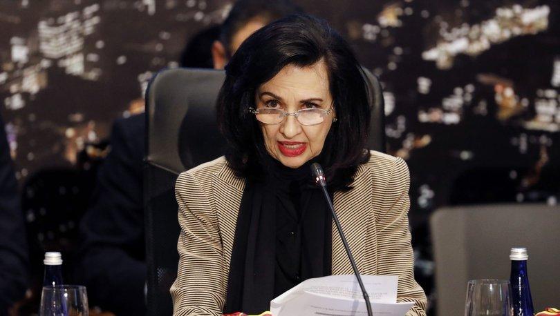Kolombiya Dışişleri Bakanı Claudia Blum istifa etti