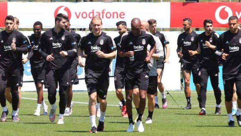 Beşiktaş'ta kaptanlar devrede!