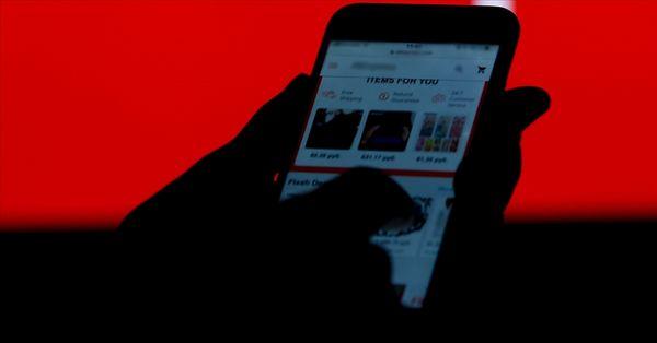 Alışverişin yüzde 84'ü mobil cihazlardan